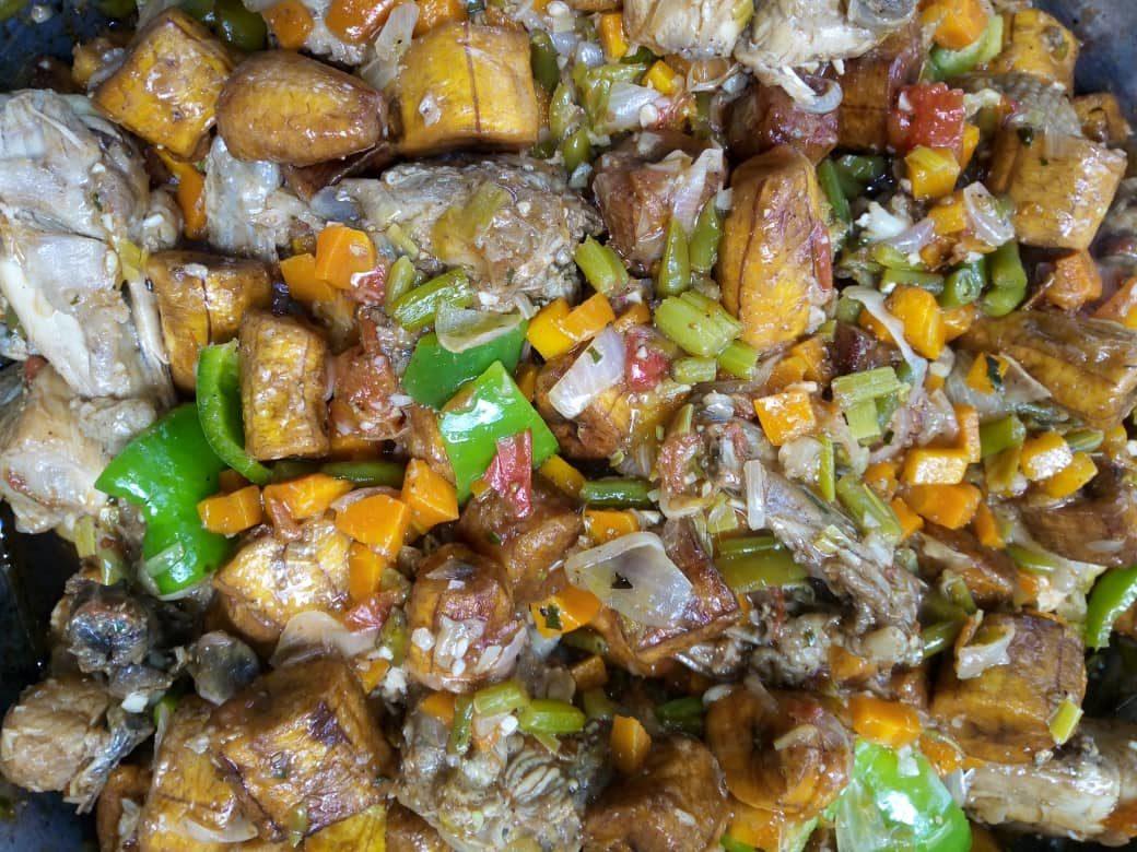 Cuisine camerounaise ou cuisine du mboa
