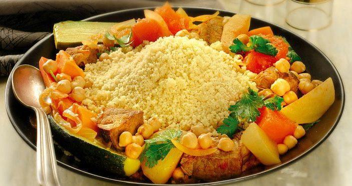 couscous Maghrébins