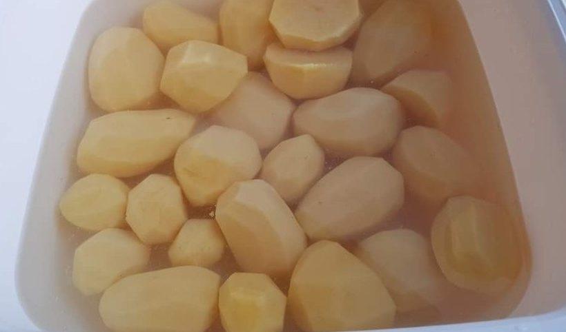 Pommes pilées