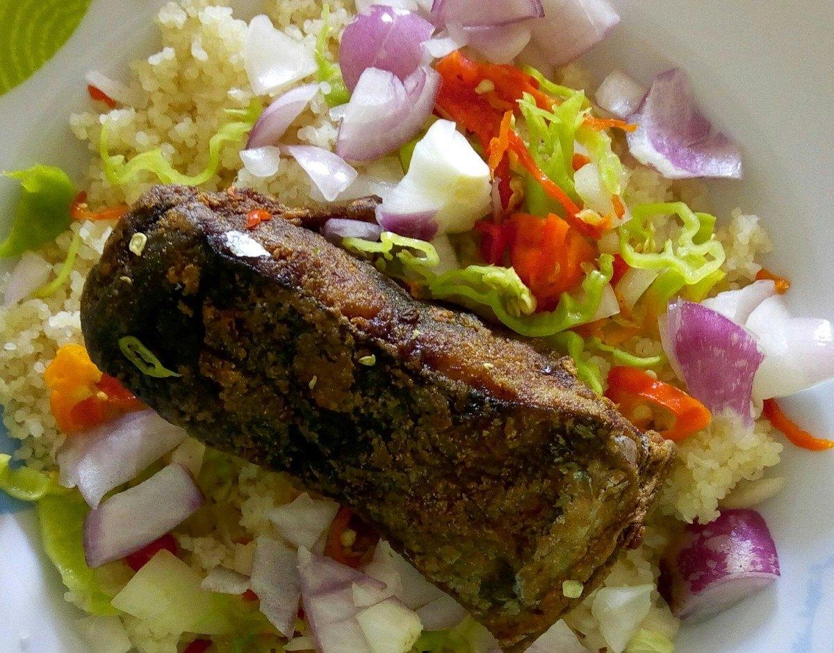 Cuisine Ivoirienne