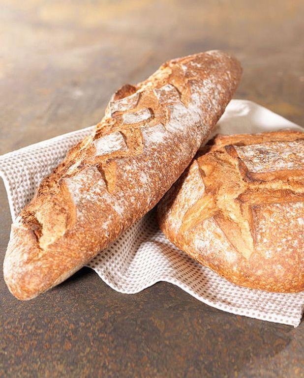 faire du pain à la maison