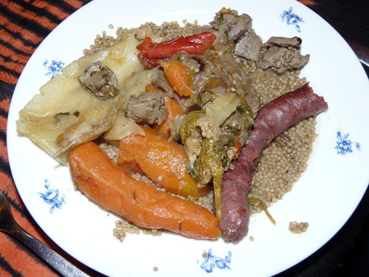 Délicieuses Recettes de la Cuisine Mauritanienne