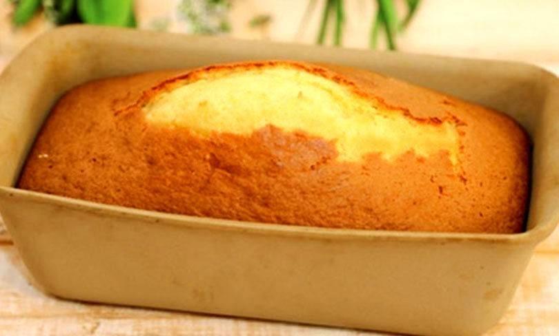 Cake à la crème fraîche et au citron ultra moelleux