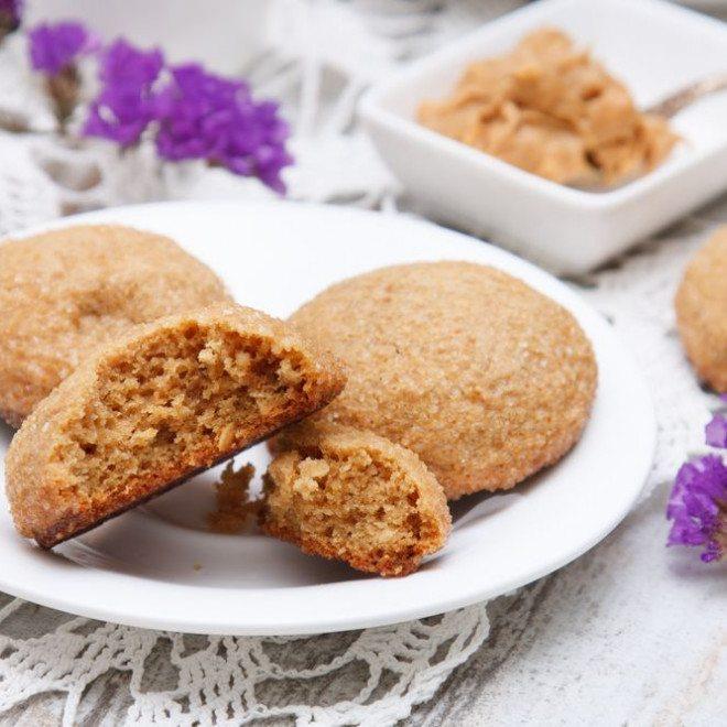 Biscuits marocains aux cacahuètes