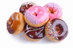 Donuts américains ou beignets glacés